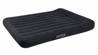 Кровать Intex Pillow Rest Classic 183x203x30 см флок, 66770