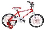"""Детский велосипед Black Aqua 18"""" Sport со светящимися колесиками"""