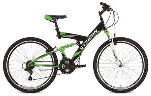 """Горный велосипед Stinger 26"""" Banzai 18-ск фото"""