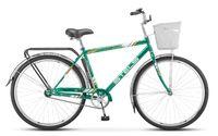Велосипед Stels Navigator 300 Gent с корзиной