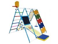 Складной напольный детский спортивный комплекс Вершинка W Плюс