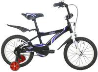 Детский велосипед Wave черный